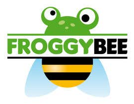 #56 para Logo Design for FROGGYBEE por Vlad35563