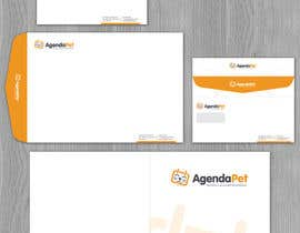 #28 cho Stationery Design for AgendaPet bởi Brandwar