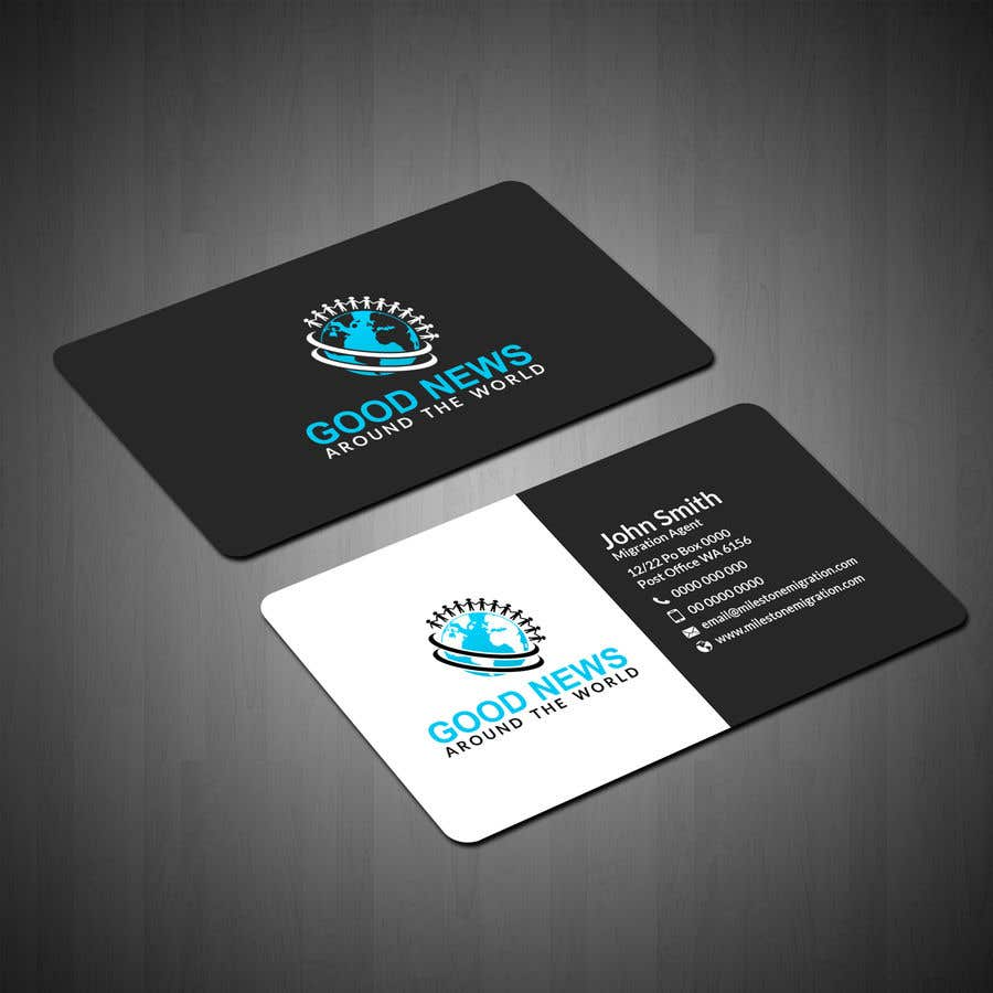 Entry #49 by papri802030 for Quick Business Card and Logo Design for ...