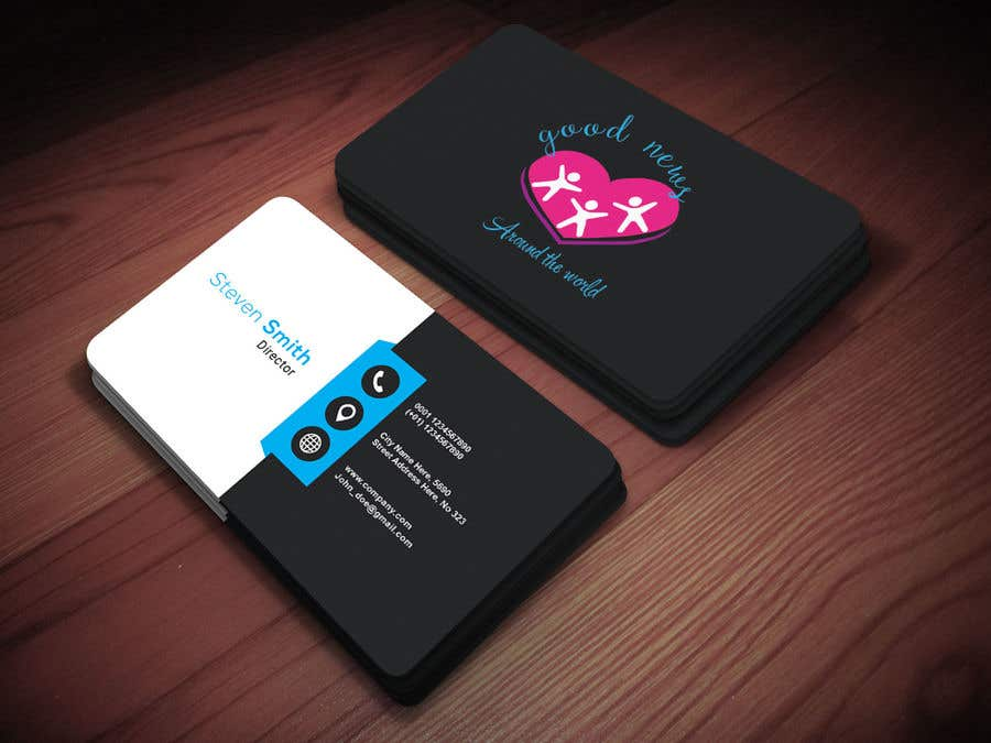 Entry 17 by fahimiqbal421 for quick business card and logo design contest entry 17 for quick business card and logo design for non profit organization colourmoves
