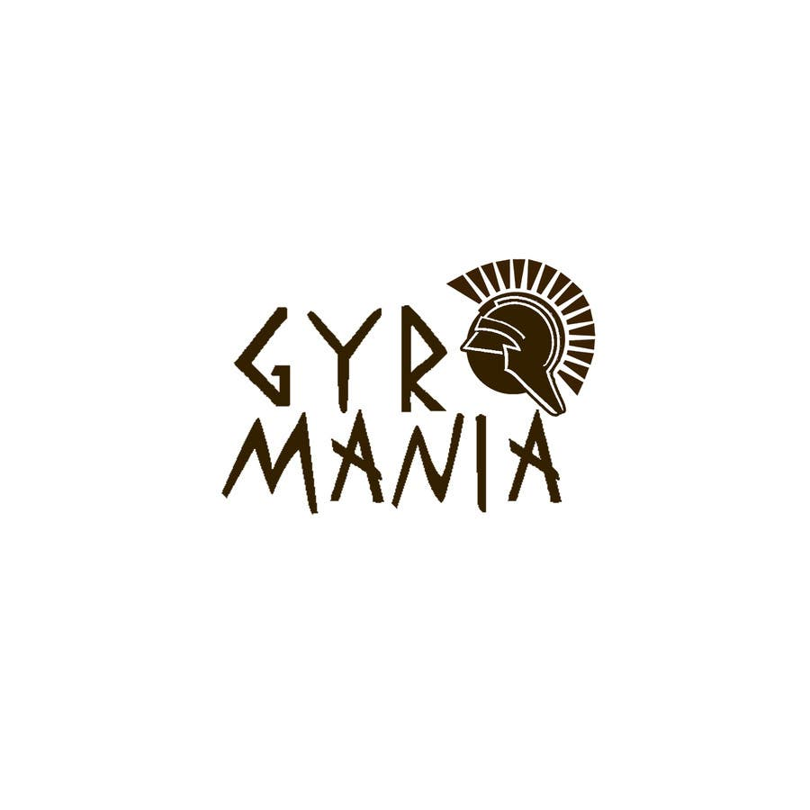 Contest Entry #                                        39                                      for                                         I need a Name and Logo for a Gyro Fast Food Restaurant
