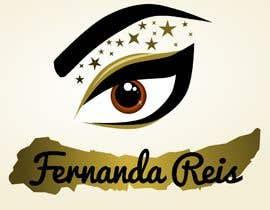 #13 para Logotipo Fernanda Reis Make-up Designer por CiroDavid