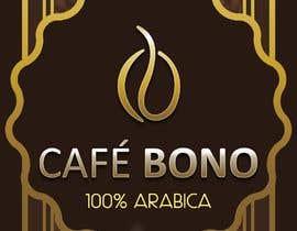 Nro 1 kilpailuun DESIGN A LABEL - CAFE BONO käyttäjältä cgflowmedia