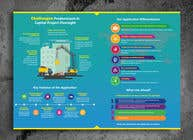 Kandidatura për Graphic Design #5 për Design Construction Project Monitoring Software Brochure