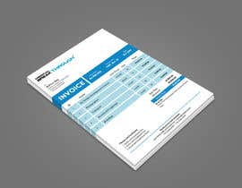 #14 untuk Design our invoice template oleh rahulelohana