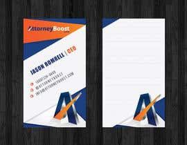 thanhsugar86 tarafından Business Card Design for AttorneyBoost.com için no 231