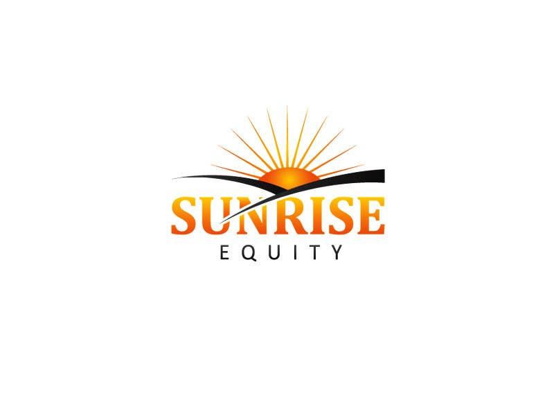 Конкурсная заявка №929 для Logo Design for Sunrise Equity