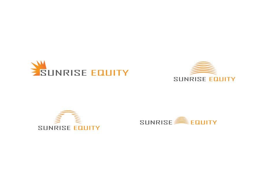 Конкурсная заявка №793 для Logo Design for Sunrise Equity