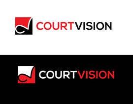 #292 for Logo Courtvision af maaapon