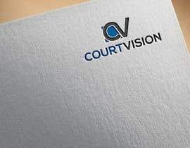 #286 for Logo Courtvision af graphicground