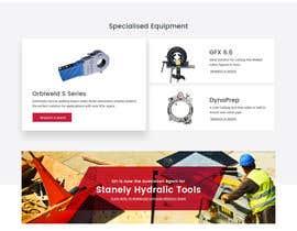 Nro 3 kilpailuun SFI Orbimax Homepage Design käyttäjältä syrwebdevelopmen