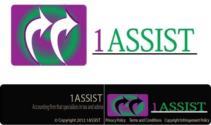 Proposition n°392 du concours Logo Design for 1 Assist