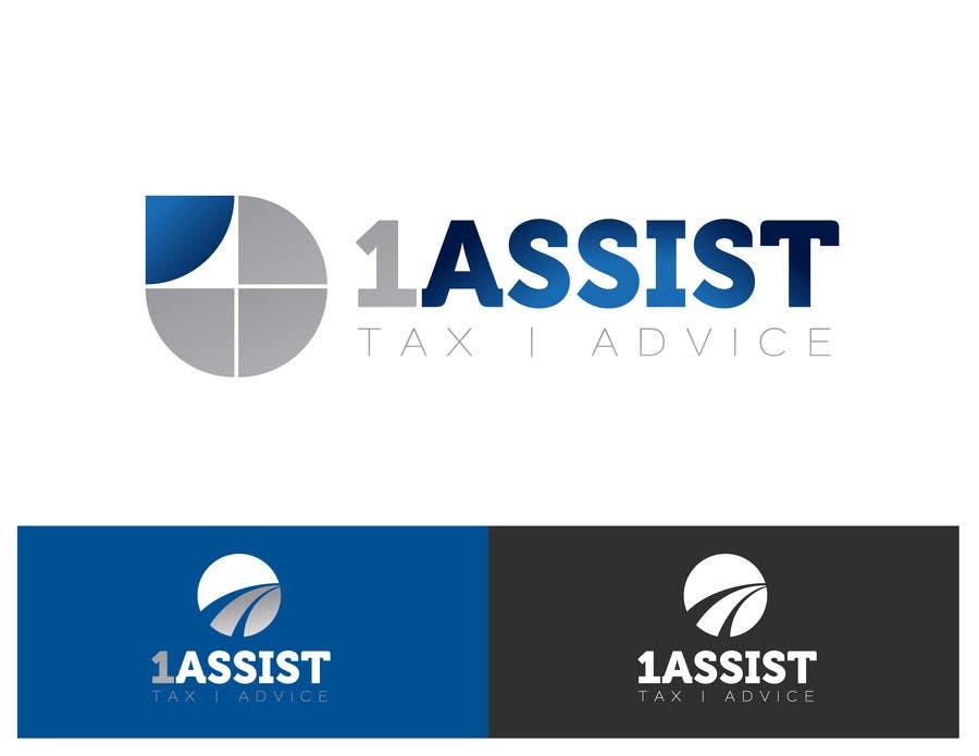 Penyertaan Peraduan #159 untuk Logo Design for 1 Assist