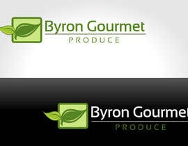 #43 for Logo Design for Byron Gourmet Produce af boldarts