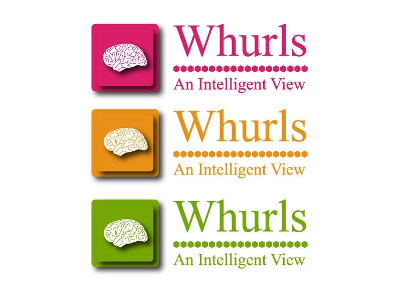 Конкурсная заявка №51 для Logo Design for Whurls
