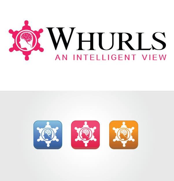 Конкурсная заявка №104 для Logo Design for Whurls