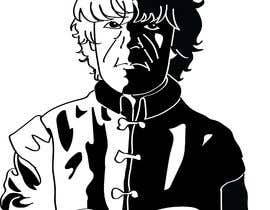 """#9 for Create a """"Tyrion -  Trial by combat"""" Illustration for a t-shirt af bbnessa"""