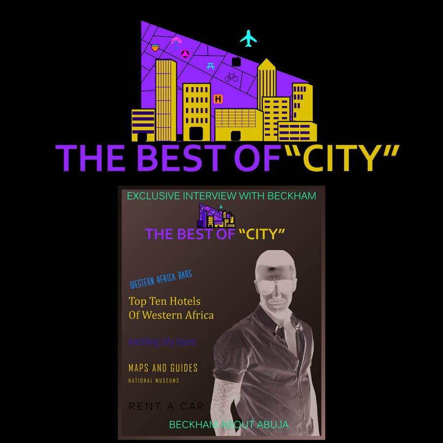 """Proposition n°                                        39                                      du concours                                         Logo Design for The Best of """"City"""""""