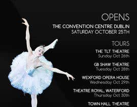 nº 86 pour Graphic Design for Swan Lake par pris