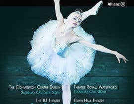 nº 98 pour Graphic Design for Swan Lake par pris