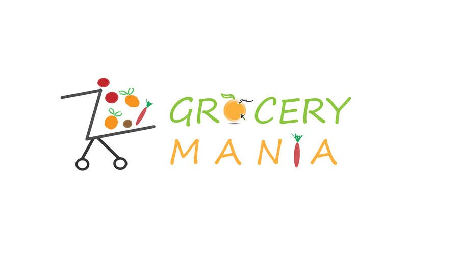 Contest Entry #                                        77                                      for                                         Logo for Online Grocery Store