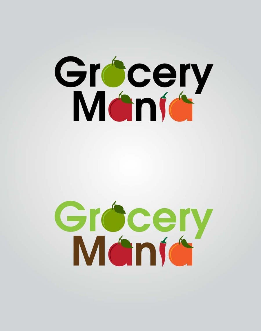 Contest Entry #                                        40                                      for                                         Logo for Online Grocery Store
