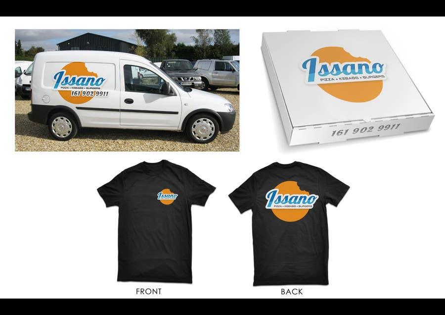 Inscrição nº 53 do Concurso para Logo/Branding Design for Fast Food Delivery Service