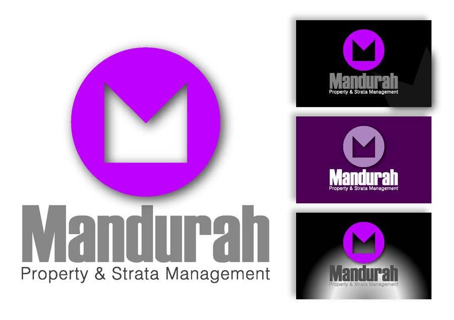 Kilpailutyö #149 kilpailussa Logo Design for Mandurah Property & Strata Management