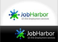 Graphic Design Entri Peraduan #66 for Logo Design for Job Harbor