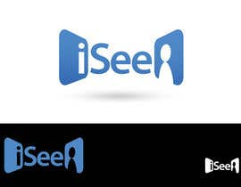 #45 cho Logo Design for iSee Video Collaboration bởi benpics