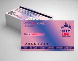#23 for Design a membership card by NazmulHudaManaf