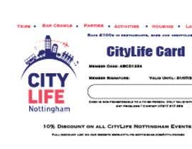 #14 for Design a membership card by rachaelwilks