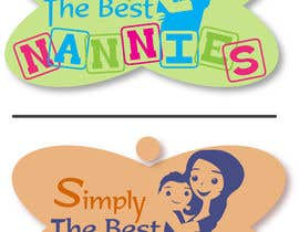#90 for Logo Design for Simply The Best Nannies by euadrian