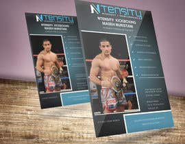 #7 for Design a Flyer for fitness promotions by noorulaminnoor
