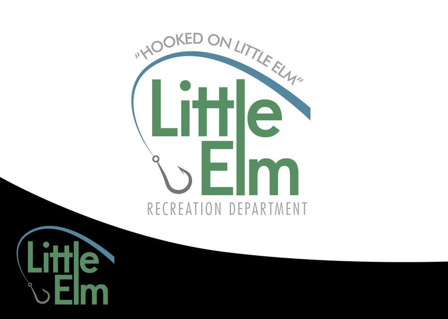 Penyertaan Peraduan #36 untuk Logo Design for Little Elm Recreation Department