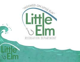#44 untuk Logo Design for Little Elm Recreation Department oleh benpics