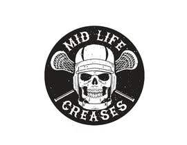 #72 para Motorcycle Gang/Harley Davidson style Logo for men's lacrosse team de luchomt93