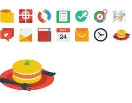 "#159 para Symbol / Icon for ""Food"" or ""Eating"" por new1ABHIK1"