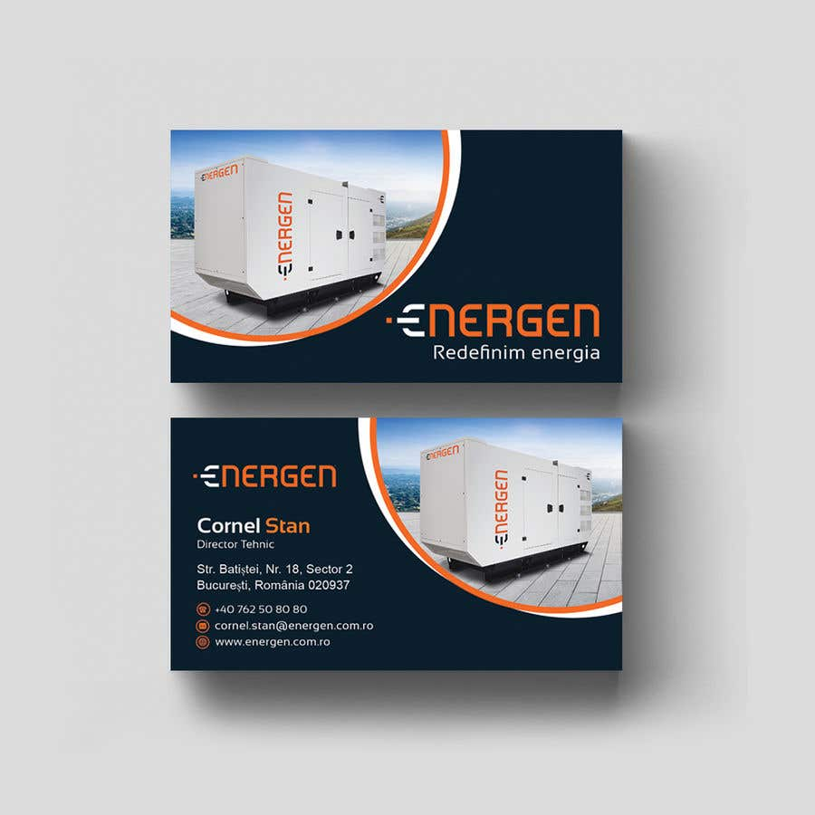 Entry #27 by rabbim666 for Design an engaging business card for ...
