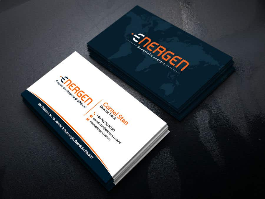 Entry #232 by papri802030 for Design an engaging business card for ...
