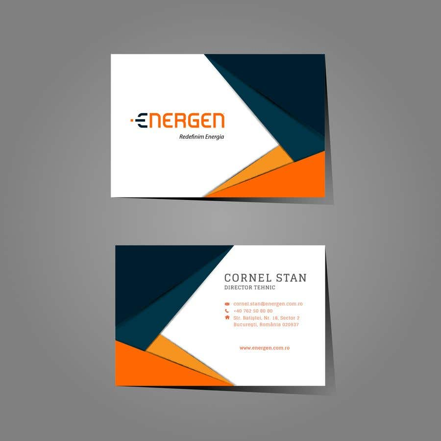 Entry 31 by flashbackstudios for design an engaging business card business card reheart Choice Image