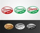 Logo Design for Sierra Foods için Graphic Design163 No.lu Yarışma Girdisi