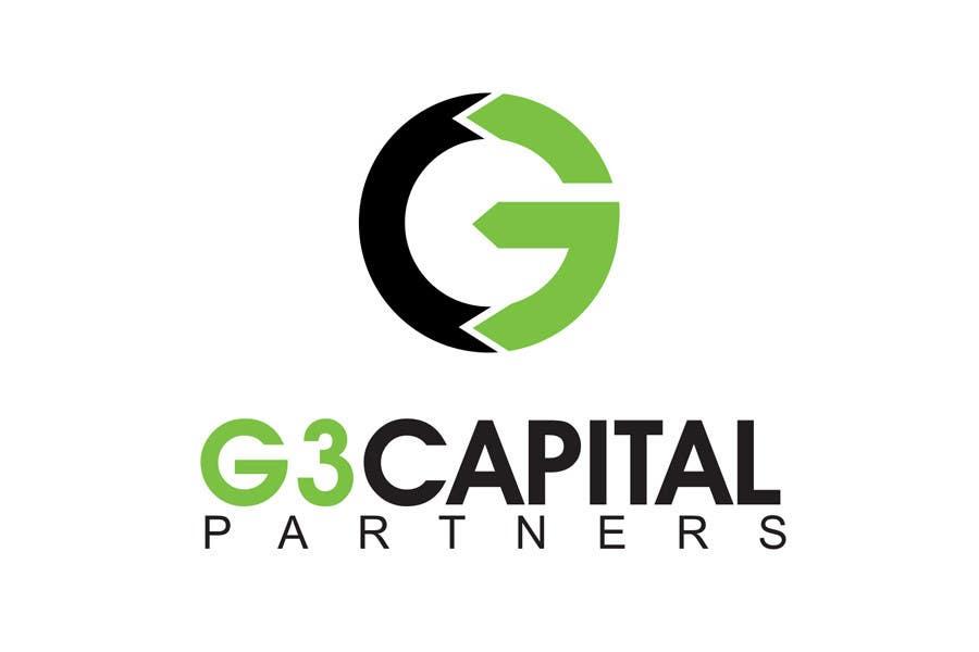 #122 для Logo Design for G3 Capital Partners от ulogo