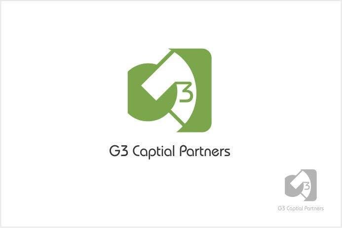 #126 для Logo Design for G3 Capital Partners от timedsgn
