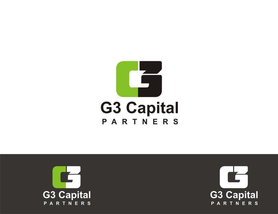 #153 для Logo Design for G3 Capital Partners от sourav221v