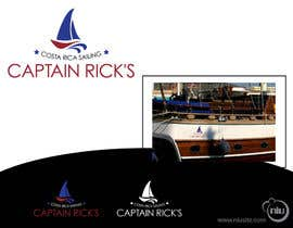#50 para Logo Design for Captain Rick's Costa Rica Sailing por tatianaplazas