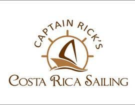 #103 para Logo Design for Captain Rick's Costa Rica Sailing por arteq04