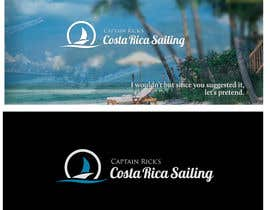 #5 para Logo Design for Captain Rick's Costa Rica Sailing por gfxbucket
