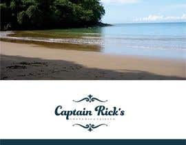 nº 92 pour Logo Design for Captain Rick's Costa Rica Sailing par pacobresciani