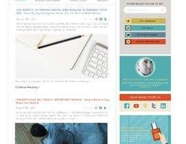 #5 para Looking for the new website of Inspiring Myself por sameenhussain